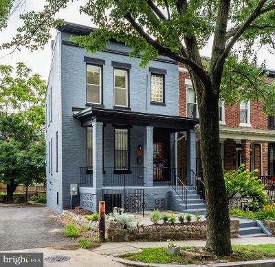 Brookland Townhouse For Sale: 39 V Street NE