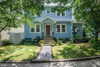 Washington Single Family Home For Sale: 818 Quintana Place NW