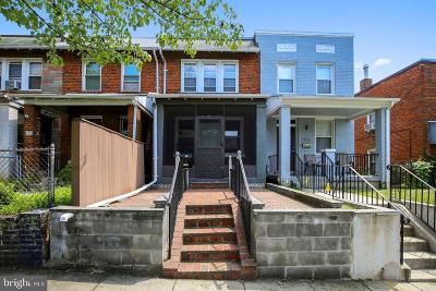Townhouse For Sale: 1717 L Street NE