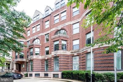 Washington Condo For Sale: 1615 New Hampshire Avenue NW #43
