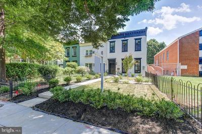 Washington DC Townhouse For Sale: $1,348,800