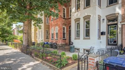 Capitol Hill Townhouse For Sale: 638 15th Street NE