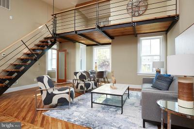 Washington Condo For Sale: 753 Fairmont Street NW #1