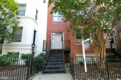 Washington Condo For Sale: 1229 12th Street NW #103
