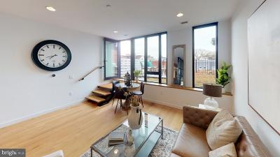 Washington Condo For Sale: 57 N Street NW #UNIT 408