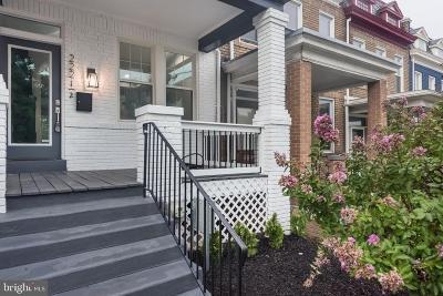 Townhouse For Sale: 222 V Street NE