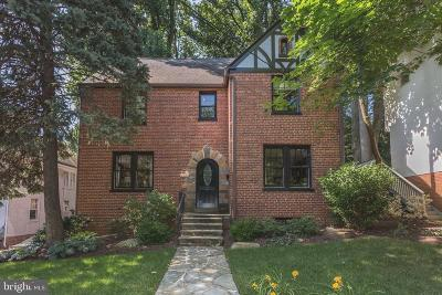 Washington DC Single Family Home For Sale: $1,795,000