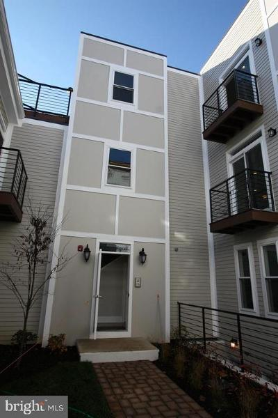Washington County, Prince Georges County, Montgomery County Rental For Rent: 3921 Fulton Street NW #8