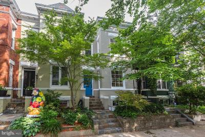 Washington County, Prince Georges County, Montgomery County Rental For Rent: 1825 Ontario Place NW