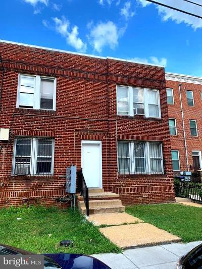 Multi Family Home For Sale: 1851 NE Kendall Street NE