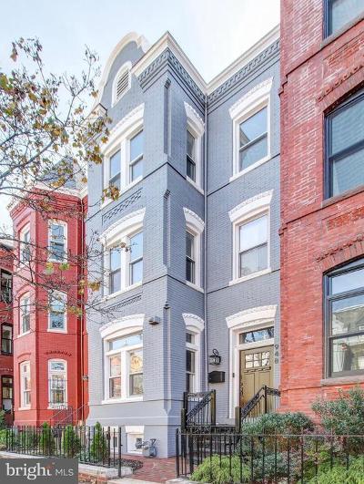 Washington DC Townhouse For Sale: $1,699,000
