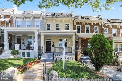 Petworth Townhouse For Sale: 5229 8th Street NW