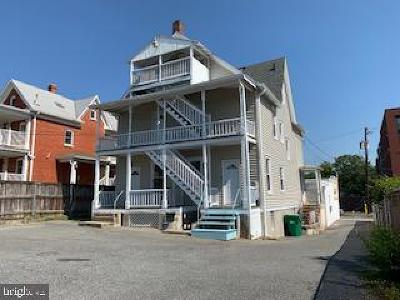 Takoma Park Rental For Rent: 264 Carroll Street NW