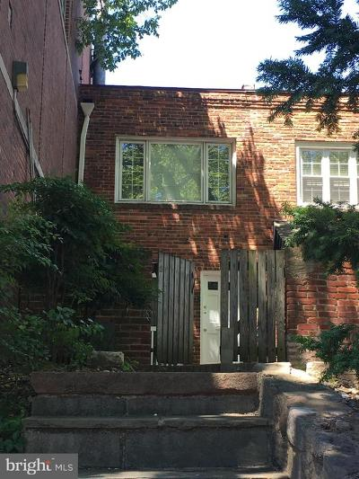 Rental For Rent: 1028 Wisconsin Avenue NW #B