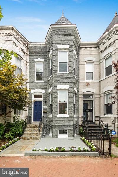 Townhouse For Sale: 1226 G Street NE