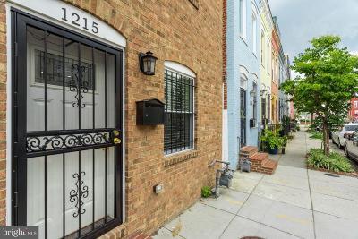 Washington Single Family Home For Sale: 1215 Wylie Street NE
