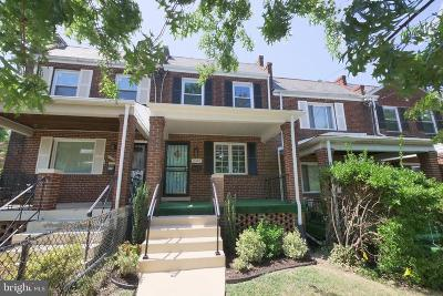 Brentwood Townhouse For Sale: 2342 14th Street NE