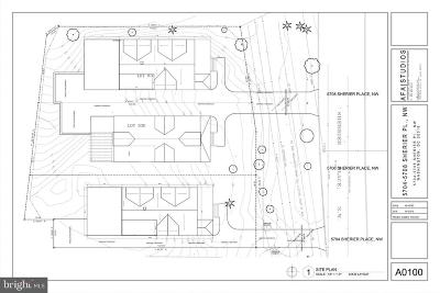 Residential Lots & Land Active Under Contract: 5708 Sherier Place NW