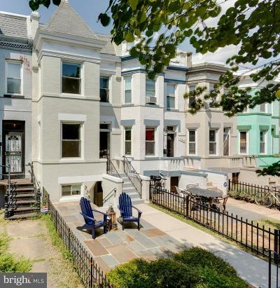 Eckington Townhouse For Sale: 148 R Street NE
