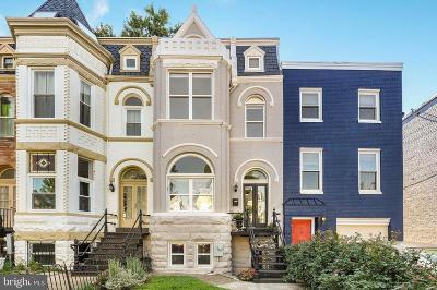 Washington Townhouse For Sale: 706 12th Street NE