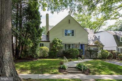 Spring Valley Rental For Rent: 4810 Rodman Street NW