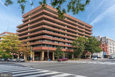 Washington Condo For Sale: 2555 NW Pennsylvania Avenue NW #718