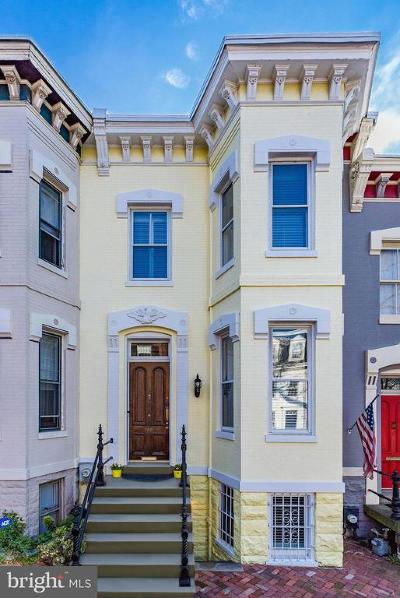 Georgetown Townhouse For Sale: 1231 30th Street NW