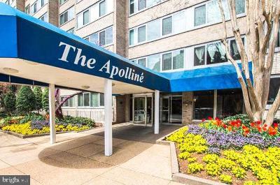 Washington Condo For Sale: 1330 New Hampshire Avenue NW #418