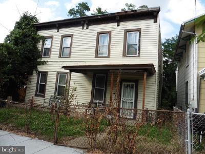 Washington Single Family Home For Sale: 1348 U Street SE