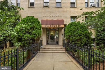 Washington Condo For Sale: 1439 Euclid Street NW #105