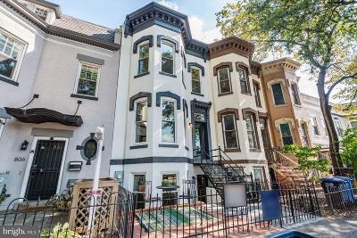 Washington DC Townhouse For Sale: $1,349,900