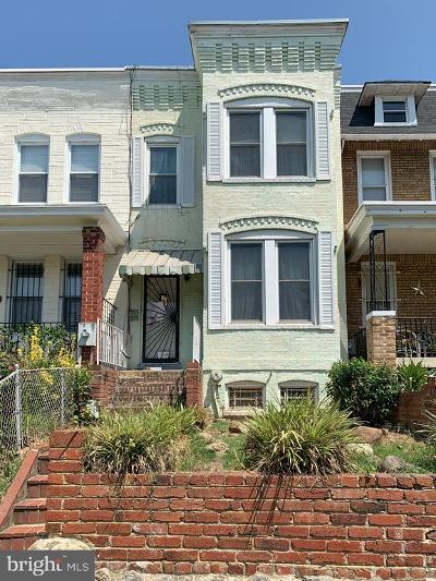 Washington Townhouse For Auction: 1222 I Street NE