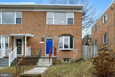 Washington County, Prince Georges County, Montgomery County Rental For Rent: 3706 Alton Place NW