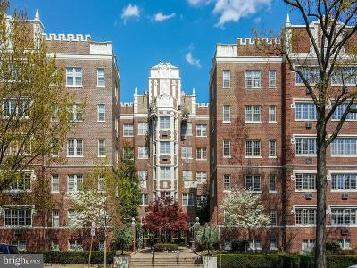 Washington Condo For Sale: 3901 Connecticut Avenue NW #304