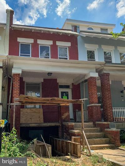 Washington Townhouse For Auction: 26 16th Street SE