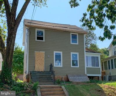 Washington Single Family Home For Auction: 4021 22nd Street NE