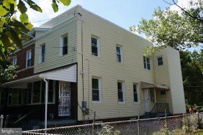 Washington Single Family Home For Sale: 6408 7th Street NW