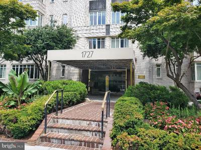 Washington Condo For Sale: 1727 Massachusetts Avenue NW #218