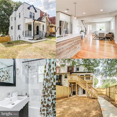 Washington Single Family Home For Sale: 14 53rd Street SE