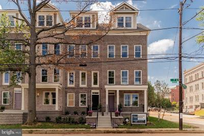 Washington Townhouse For Sale: 3056 7th Street NE