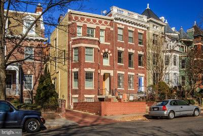 Washington County, Montgomery County, Fairfax County Rental For Rent: 1953 Biltmore Street NW #B