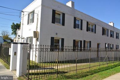 Washington DC Single Family Home Under Contract: $140,000