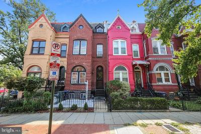 Washington DC Townhouse For Sale: $1,049,000