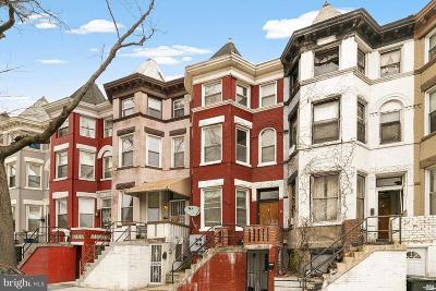 Washington Multi Family Home For Sale: 1813 N Capitol Street NE