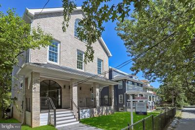 16th Street Heights Single Family Home For Sale: 4819 Iowa Avenue NW