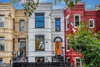 Washington Townhouse For Sale: 1429 New Jersey Avenue NW