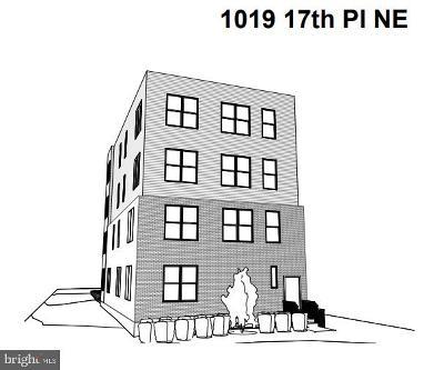 Washington Multi Family Home For Sale: 1019 17th Place NE