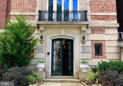 Washington DC Townhouse For Sale: $3,195,000