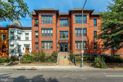 Single Family Home For Sale: 143 Rhode Island Avenue NW #7