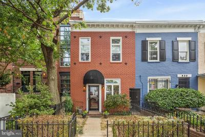 Washington DC Townhouse For Sale: $899,000